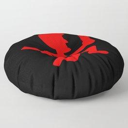 Insane Deadite Posse Floor Pillow