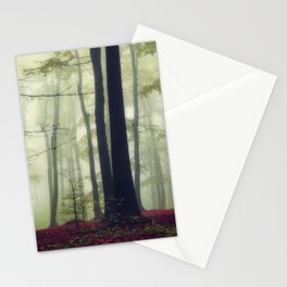 Towering Trees Stationery Cards