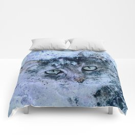 Miss Kitty Unleashed! Comforters