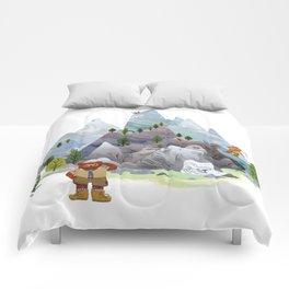 Bear troop Comforters