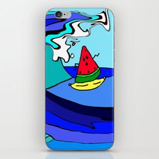One Crazy Summer iPhone & iPod Skin