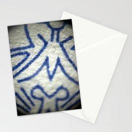 Blue Totem Stationery Cards