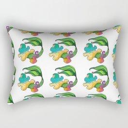 Let the Sea Set You Free Rectangular Pillow