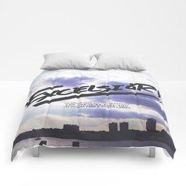 Excelsior! Comforters