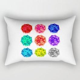 Natural Gems of Mother Nature Rectangular Pillow