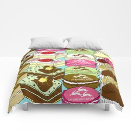 Cakes Cakes Cakes! Comforters