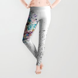 SKULL - WILD SPRIT Leggings