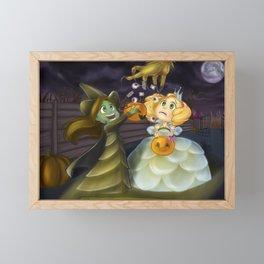 Free Candy! Framed Mini Art Print