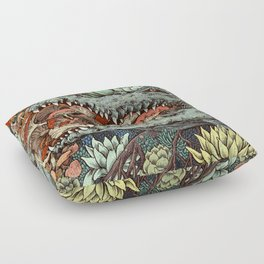 Flourish Floor Pillow