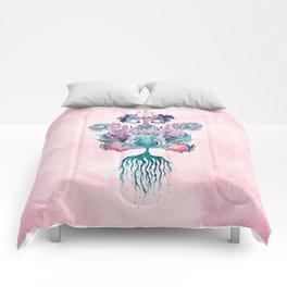 ANELIA PINK Comforters