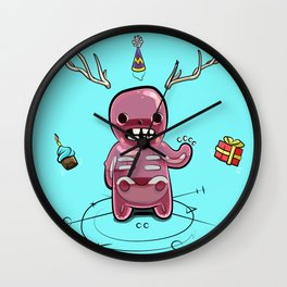 Skelly Jelly... Wall Clock
