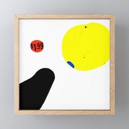 1.99 Framed Mini Art Print