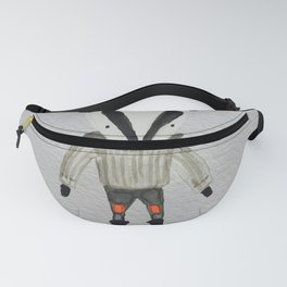 Badger Forest Friends Baby Animals Fanny Pack