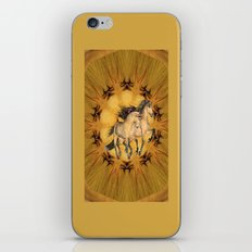HORSES - The Buckskins iPhone & iPod Skin