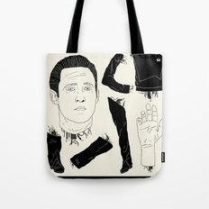 Decommissioned: Data Tote Bag