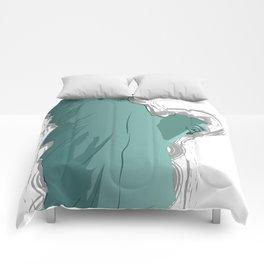 The power of liberty Comforters