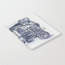 vietnam 3 wheelers Notebook