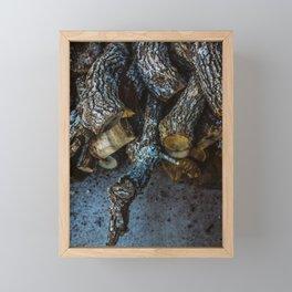 Ready for Winter Framed Mini Art Print