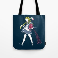 Off With Her Head Tote Bag