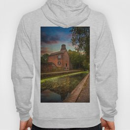 Coalport Bottle Kiln Sunset Hoody
