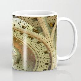 Industrial Steam Punk Cogwheels Coffee Mug