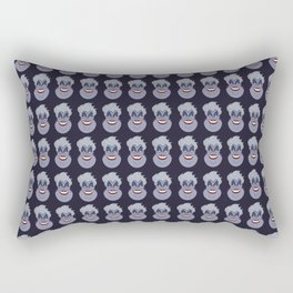 Poor Unfortunate Souls Rectangular Pillow