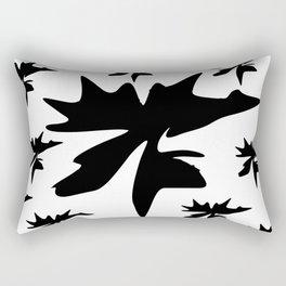 triangle tangled Rectangular Pillow
