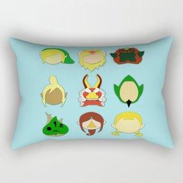 Wind Waker Minimalistic Rectangular Pillow