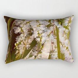 Bottlebrush Serenity 2 Rectangular Pillow