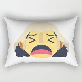 Usopp Emoji Design Rectangular Pillow