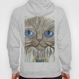 Triple Moon Cat Goddess Hoody