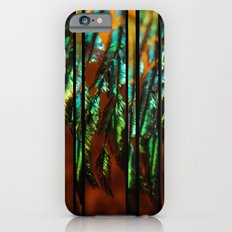 Peacock Mosaic iPhone 6s Slim Case