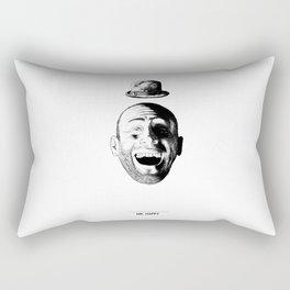 Mr. Happy Rectangular Pillow