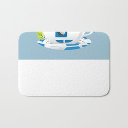 R2-TEA2 Bath Mat