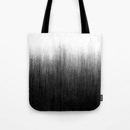 Charcoal Ombré Tote Bag