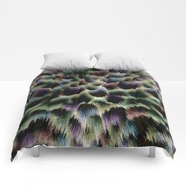 Black Chasm Comforters