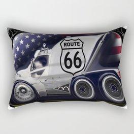 TRUCKERS-Cool Designs Rectangular Pillow