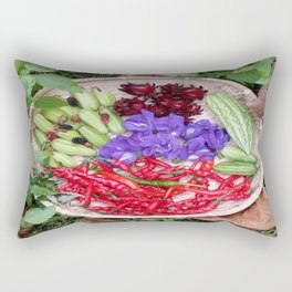 FRESHLY PICKED! Rectangular Pillow