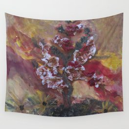 Chastisement of Our Peace Wall Tapestry