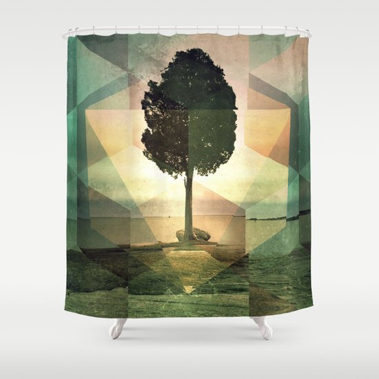 frt phyynyx Shower Curtain