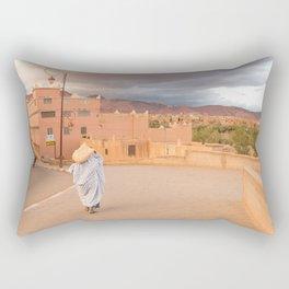 Moroccan Life I Rectangular Pillow