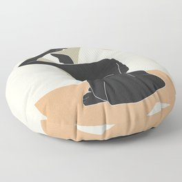 Nude Floor Pillow