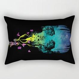 THE FORBIDDEN BUTTERFLIES Rectangular Pillow
