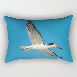 Skimming the Sky Rectangular Pillow