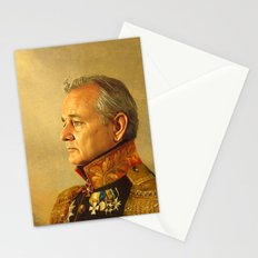 Bill Murray - replaceface Stationery Cards
