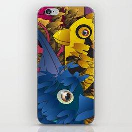 Cuckoos iPhone Skin