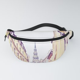 At the end Fanny Pack
