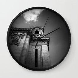 the beholder Wall Clock