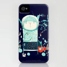 Alien iPhone (4, 4s) Slim Case