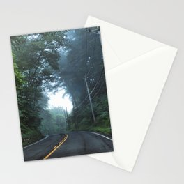 Connecticut in August, 2017. X Stationery Cards